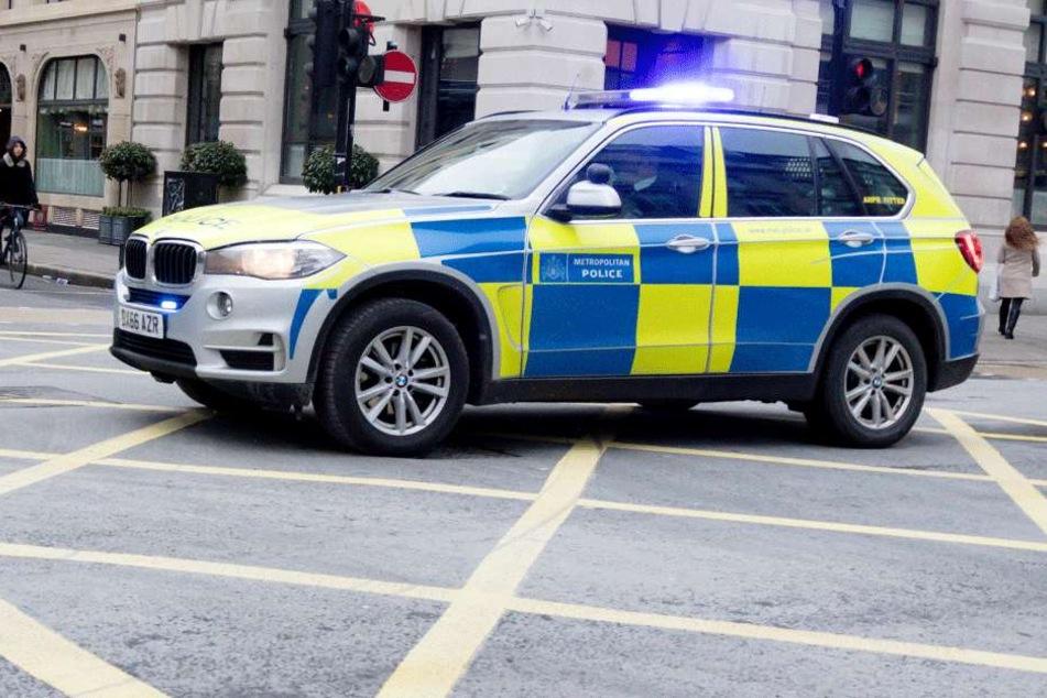 Die Polizei suchte mit Hochdruck nach dem Kind (Symbolbild).