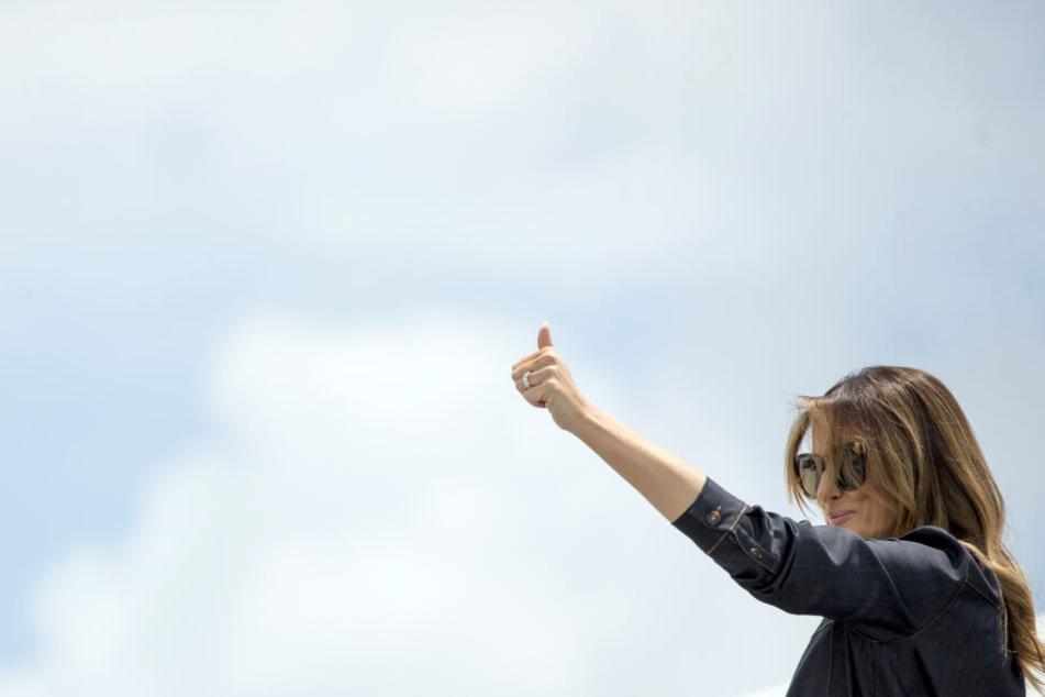 Die First Lady setzt sich für den Musiker ein und will ihn schnell nach Hause bringen. (Archivbild)