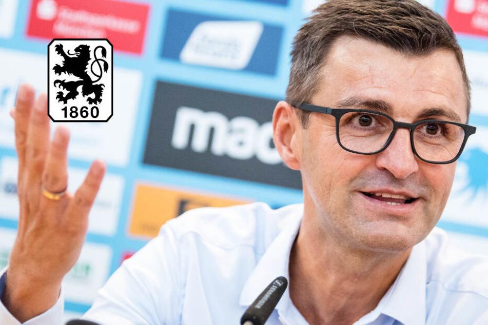 TSV 1860 mit Remis gegen Mannheim: Michael Köllner lobt und hadert