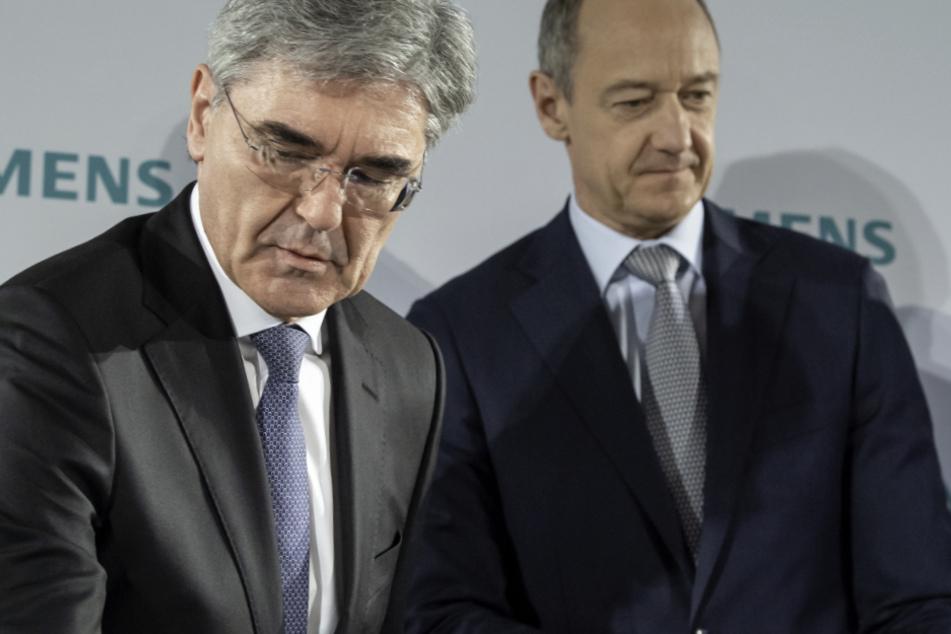 Siemens: Vizechef Roland Busch wird Nachfolger von Joe Kaeser
