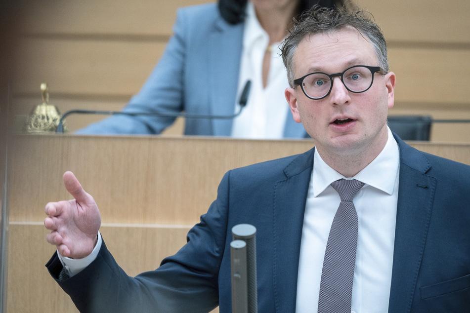 Grünen-Fraktionschef Andreas Schwarz.