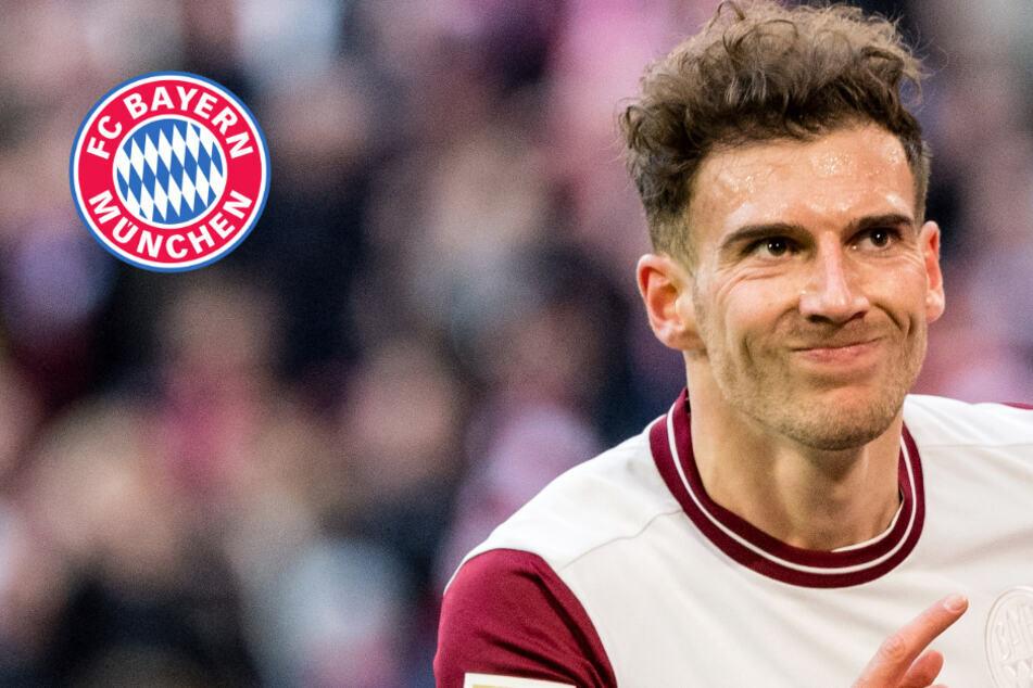 Vertrag bis 2022: FC Bayern will Goretzka wohl noch länger behalten