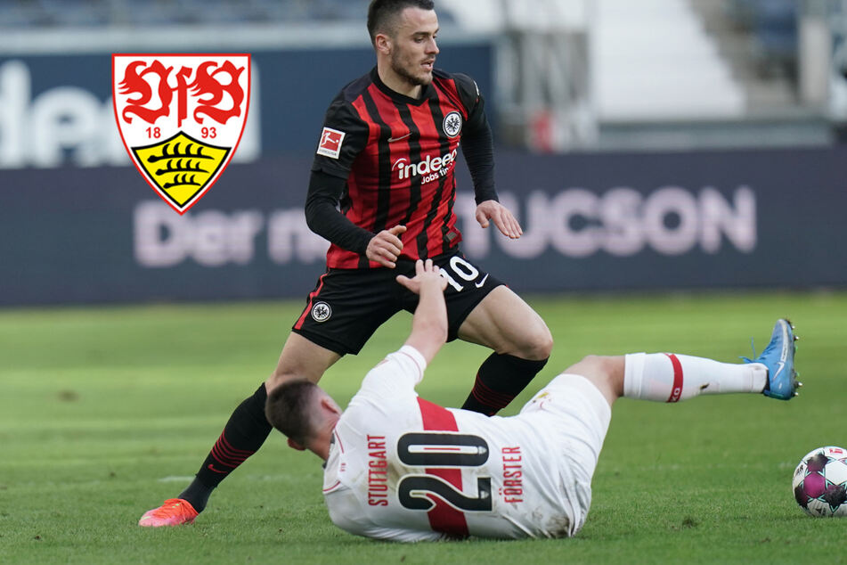 Ausgerechnet Ex-VfB-Star Kostic sichert Frankfurt gegen Stuttgart den Punkt!