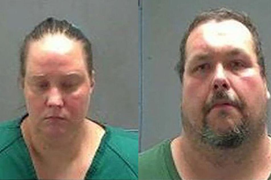 Raylaine (li.) und Terry (re.) Knope haben sich ihrer Gräueltaten schuldig bekannt.