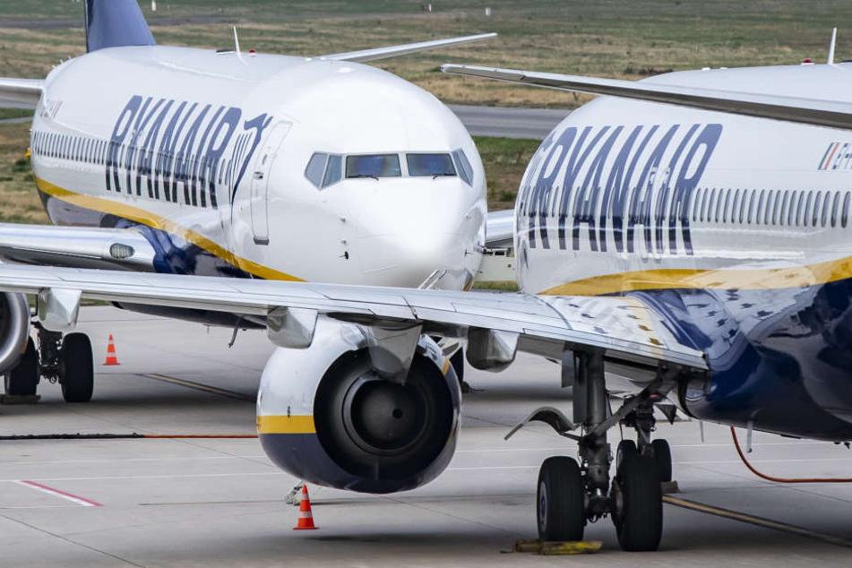 Die Passagiere wurden bereits über die Flugausfälle informiert. (Symbolbild)