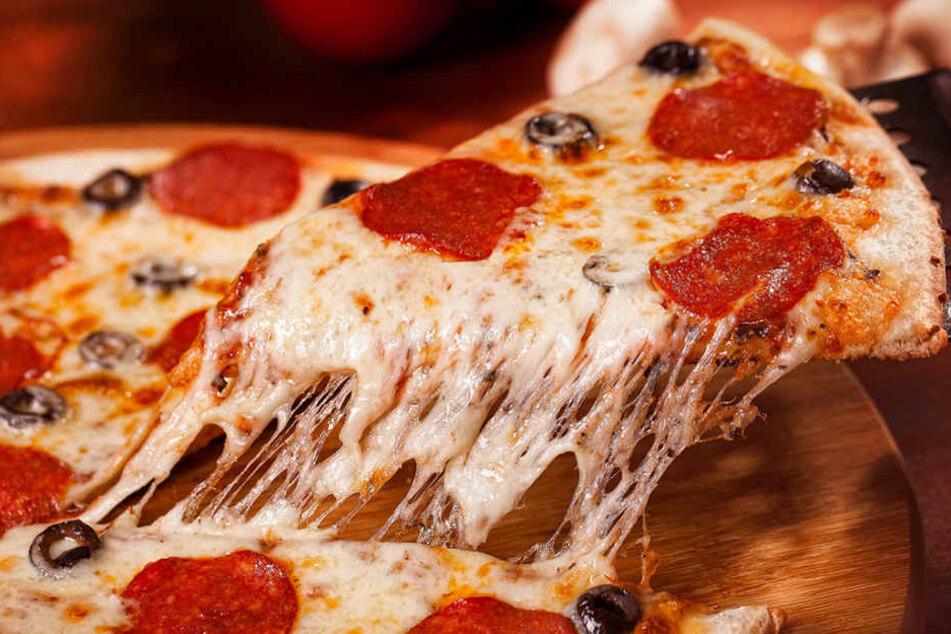 Pizza zum Frühstück? Für viele Fastfood-Fans mit Sicherheit eine Traum-Vorstellung.