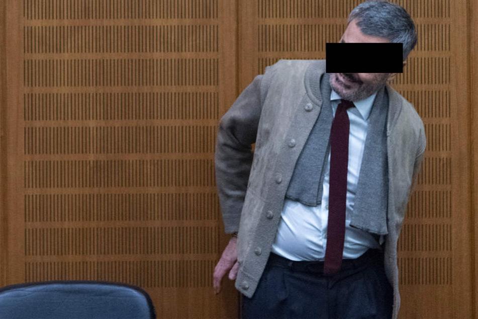 """Hat der """"Lasermann"""" (Archivbild vom 13.12.2017) auch in Frankfurt gemordet?"""