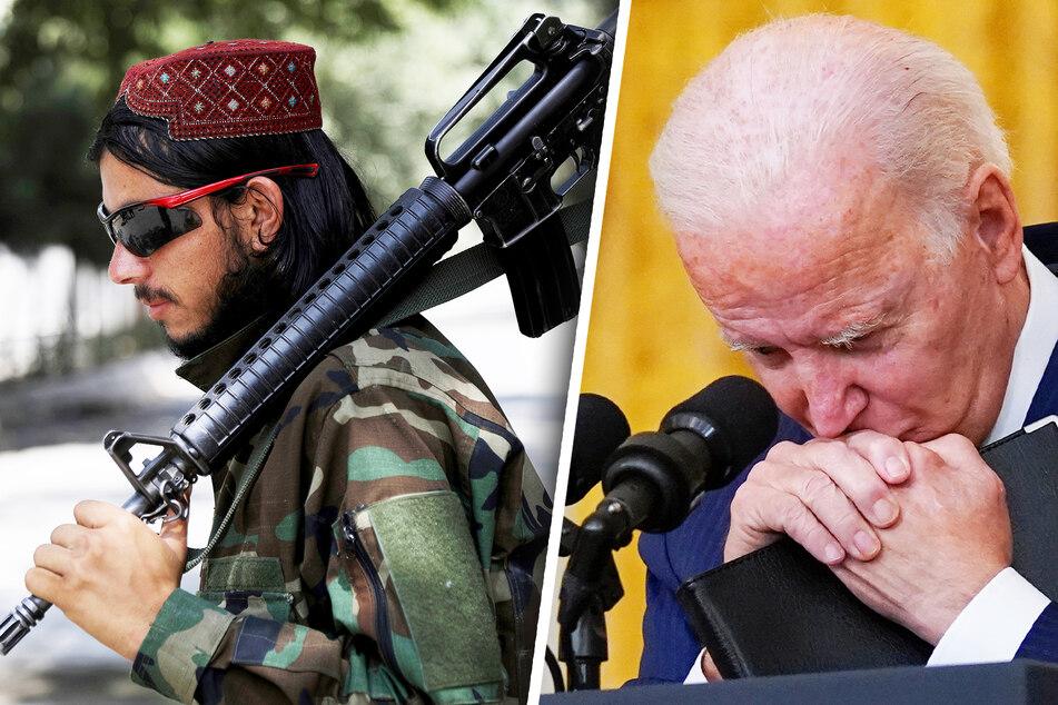 """Weißes Haus muss mit Taliban kooperieren: """"Ironie ist ein viel zu schwacher Begriff"""""""