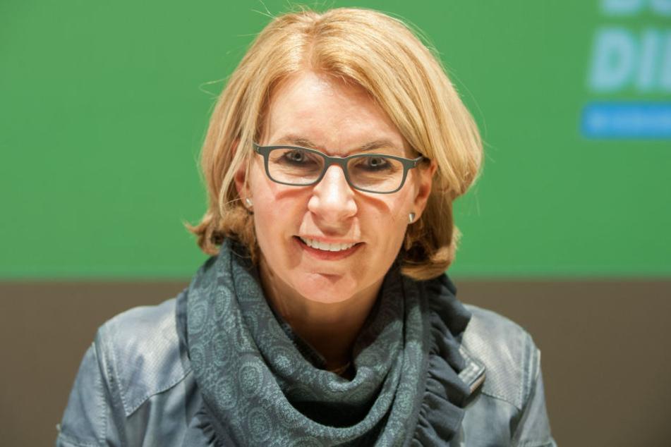 Abgeordnete Elke Twesten (54)  habe die Grünen-Fraktion verlassen.
