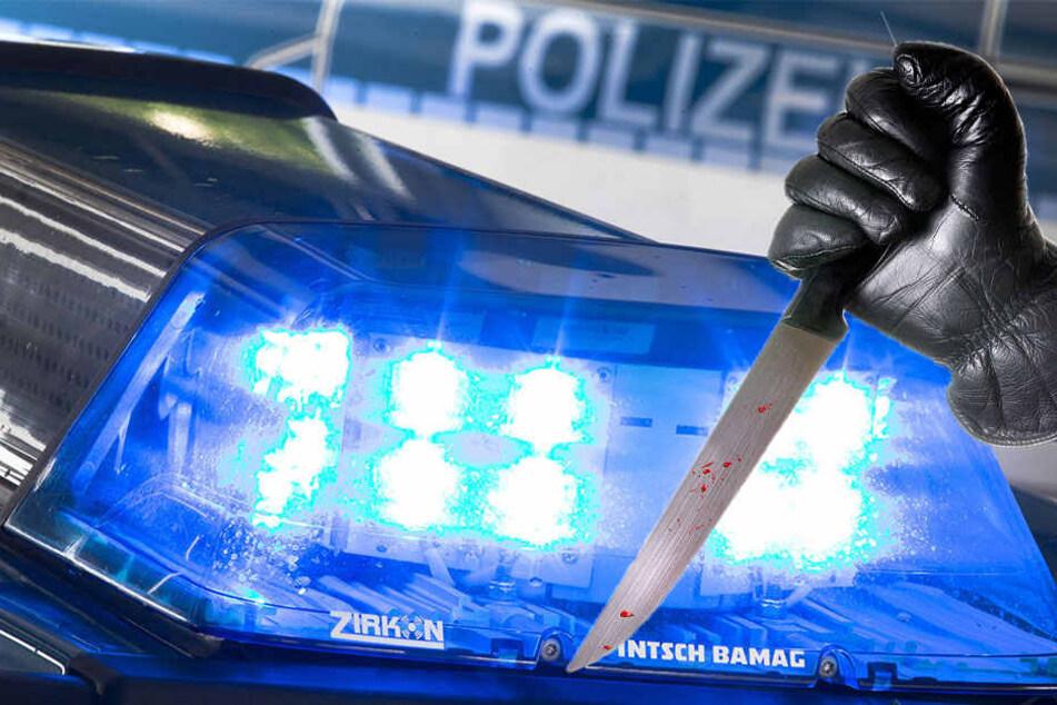 Einer der mutmaßlichen Täter zog ein Messer und verletzte einen anderen Schläger schwer. (Symbolbild)
