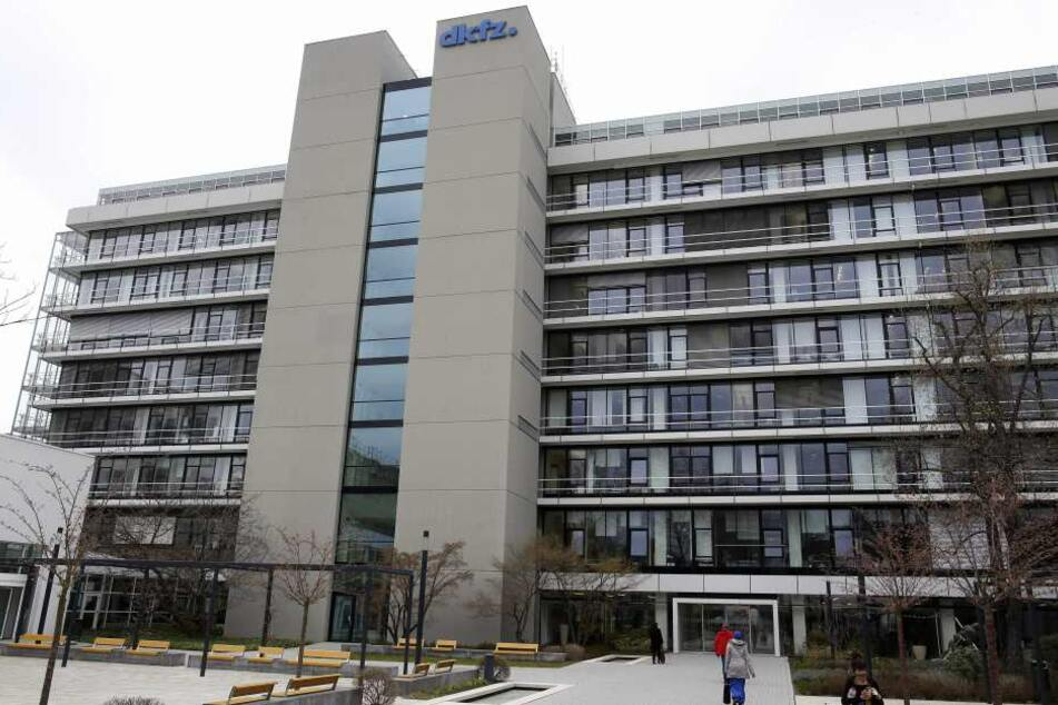 Im Deutschen Krebsforschungszentrum in Heidelberg wird für die Zukunft geforscht.