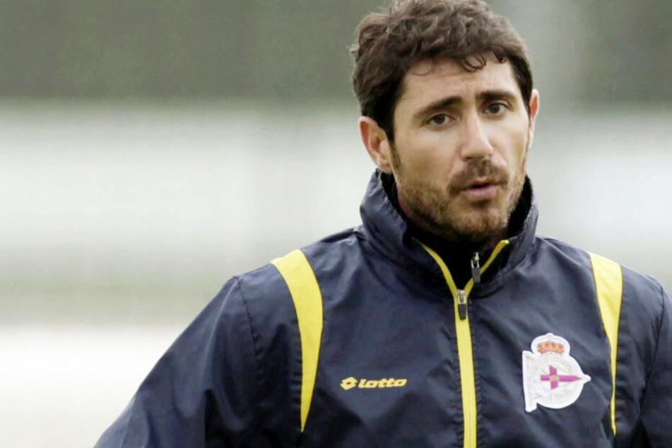 Víctor Sánchez del Amo ist beim FC Málaga entlassen worden. (Archivbild)