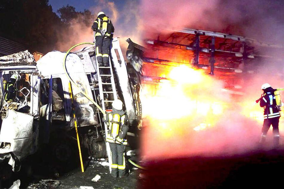 Heftige Unfallserie auf A2: Autobahn wieder freigegeben