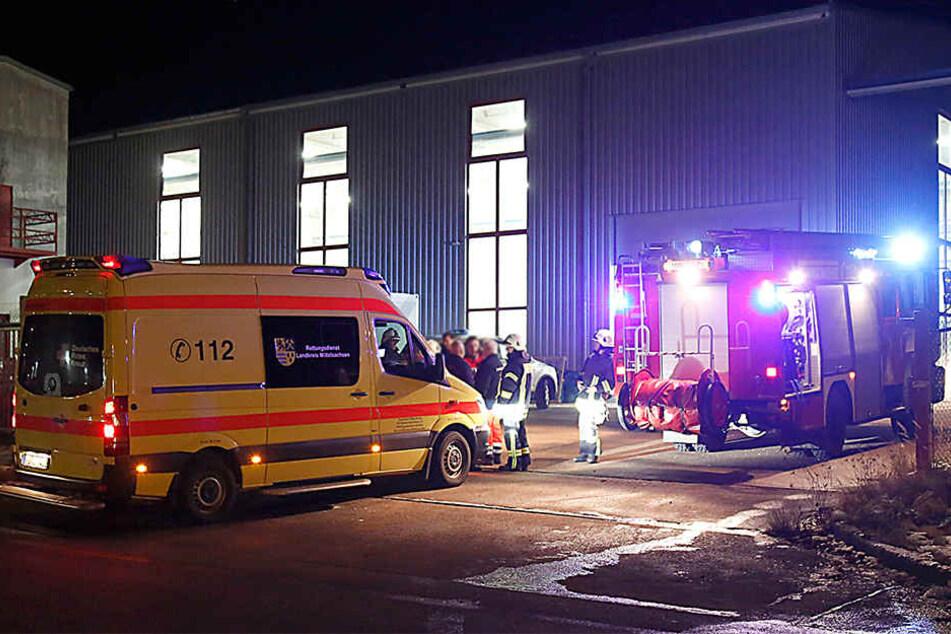 Bereits im Januar hatte es in der Asylunterkunft in Rossau gebrannt.