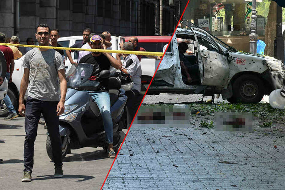 Nach Anschlägen in Tunis: Polizei will Verdächtigen festnehmen, doch der zündet Sprengstoffweste