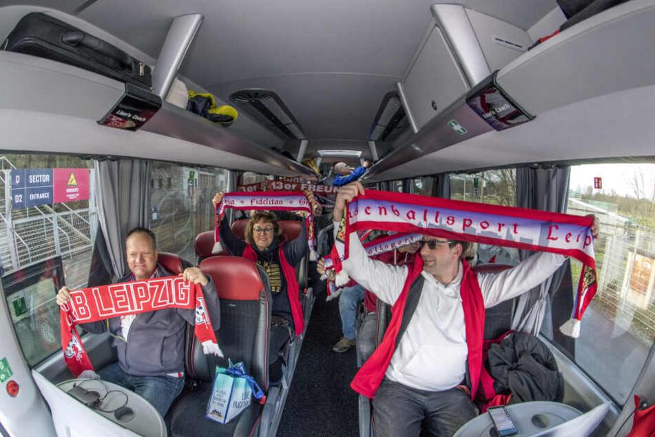 44 Plätze bietet der Bus, der dank zahlreicher Sponsoren finanziert werden konnte.