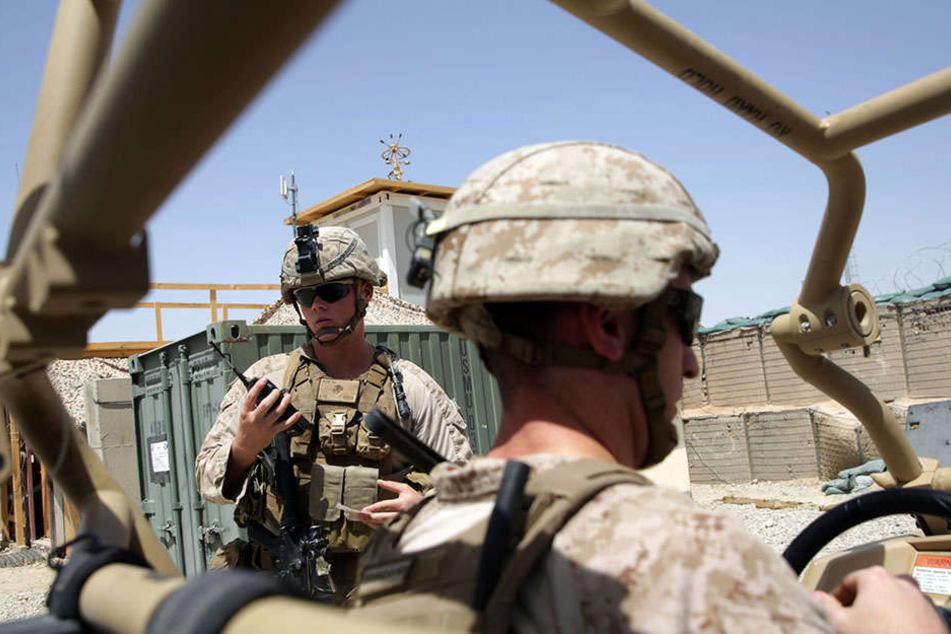 Bei einem Angriff auf Soldaten wurden drei Menschen getötet. (Symbolbild)