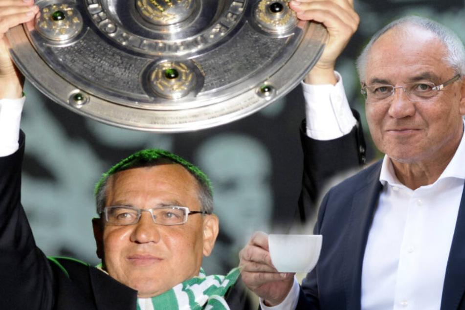 Ex-Bundesliga-Coach seit zwei Jahren ohne Job: Magath versendet jetzt Bewerbungen!