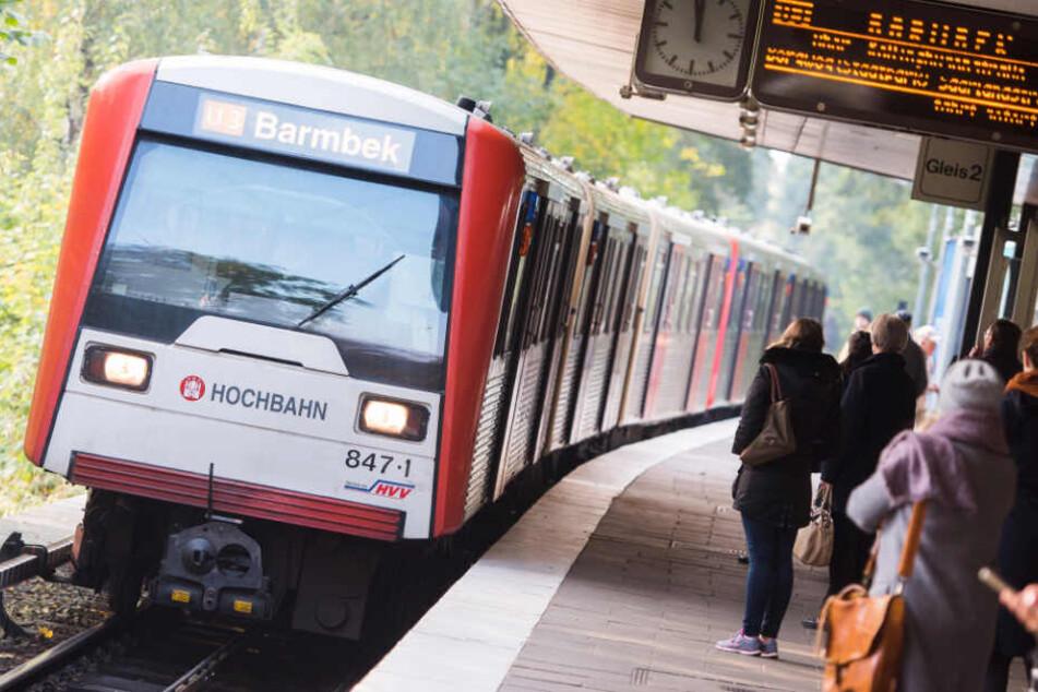 Hamburg will das U-Bahn-Netz ausbauen. (Symbolbild)