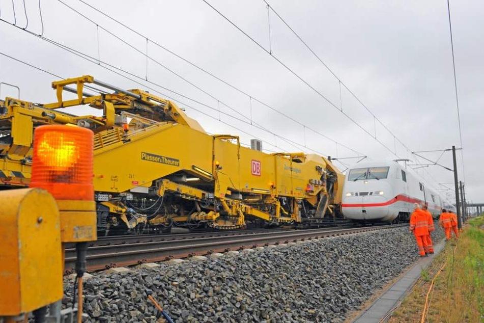 Deutsche Bahn in NRW mit Mega-Reparaturen: Düsseldorf-Köln wird Engpass