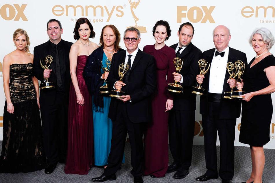 Downton Abbey: Die Serie kommt ins Kino!