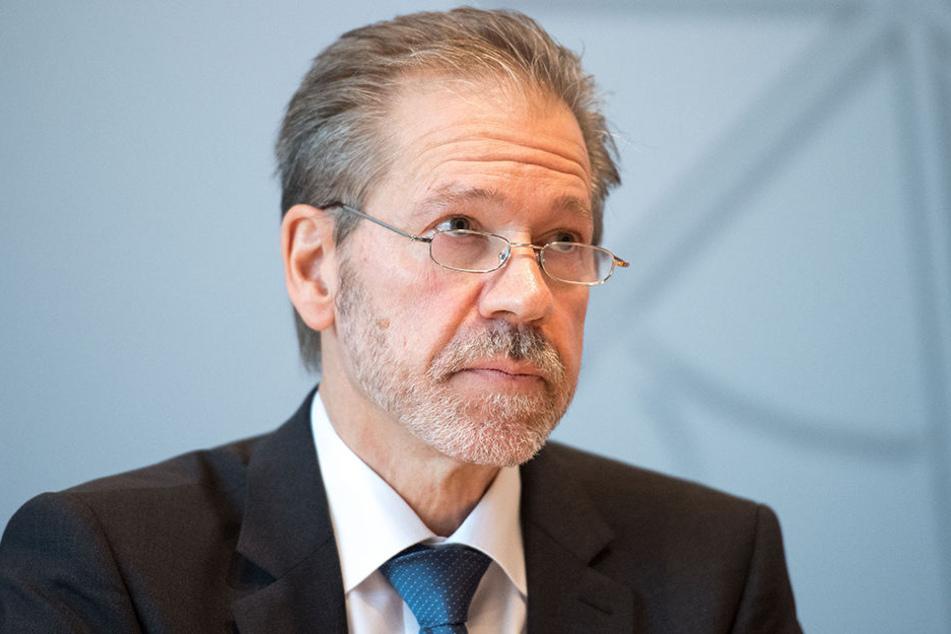 Burkhard Freier ist Leiter des NRW-Verfassungsschutzes.