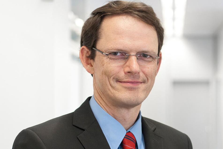 Insolvenzverwalter Stephan Laubereau.