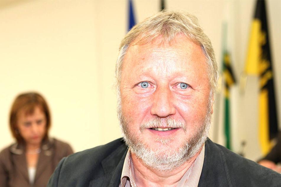 Zieht nicht für die Freien Wähler, sondern für die FDP in den Wahlkampf: Franz-Josef Fischer (66).