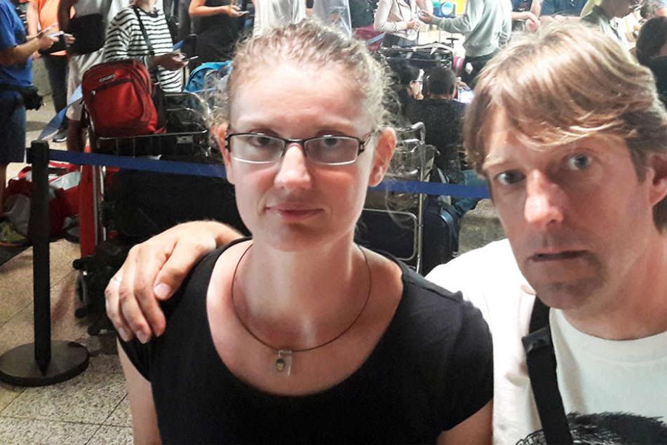 Mega-Chaos am Flughafen Madeira: Tausende Touris sitzen fest