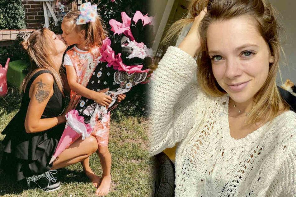 Anne Wünsche kassiert Vorwürfe: Bleibt Tochter Miley in der ersten Klasse sitzen?