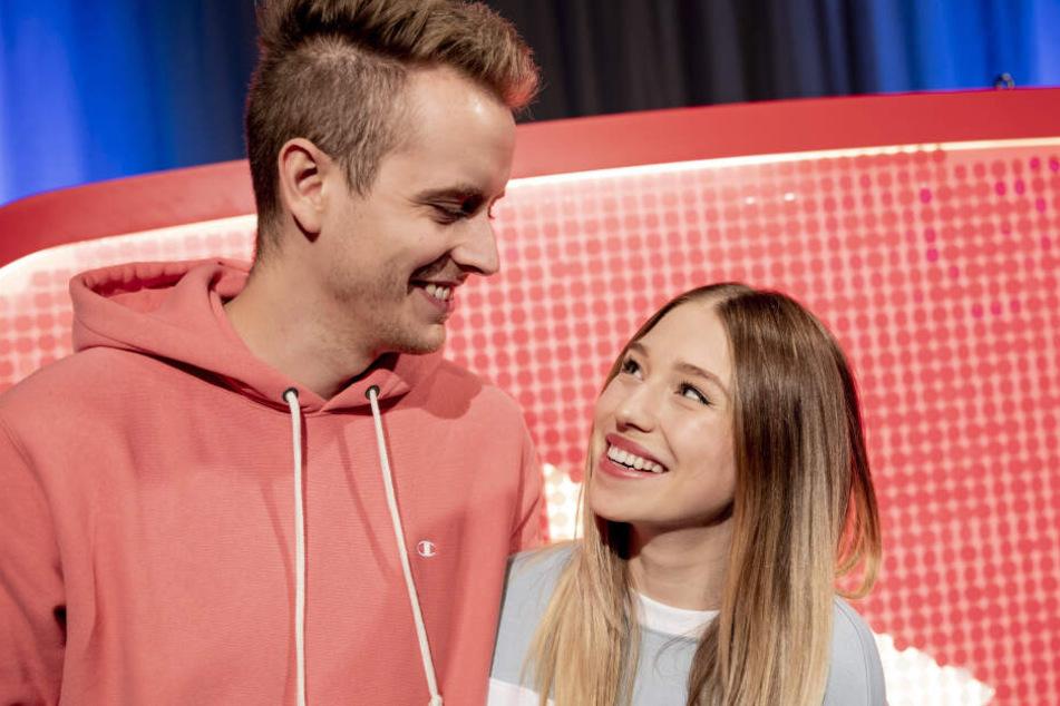 """Das YouTuber-Paar Julian """"Julienco"""" Claßen und Bianca """"Bibi"""" Claßen freut sich auf das zweite Kind (Archivbild)."""