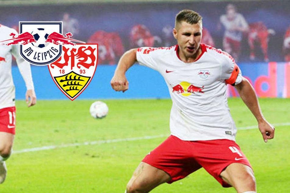 2:0! RB Leipzig schlägt Stuttgart und ist wieder voll im Geschäft