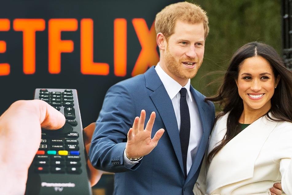 Netflix: Ex-Royals Harry und Meghan werden Hollywood-Produzenten