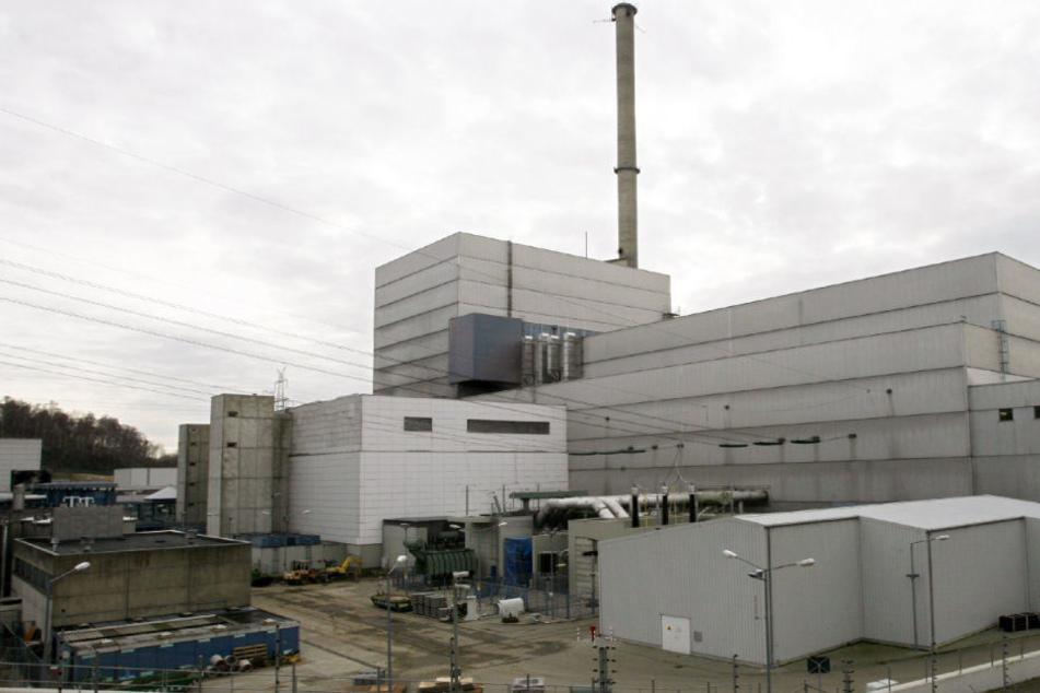 Im abgeschalteten Atomkraftwerk Krümmel ist es zu einem Alarm gekommen.