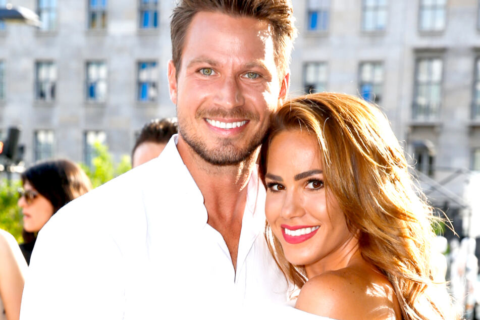 Angelina (28) und Sebastian Pannek (34) sind im Juni Eltern geworden.