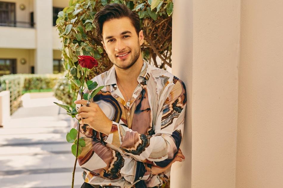 Leander Sacher (22) schnappte sich die letzte Rose und darf sich über etwa 130.000 Follower mehr freuen.