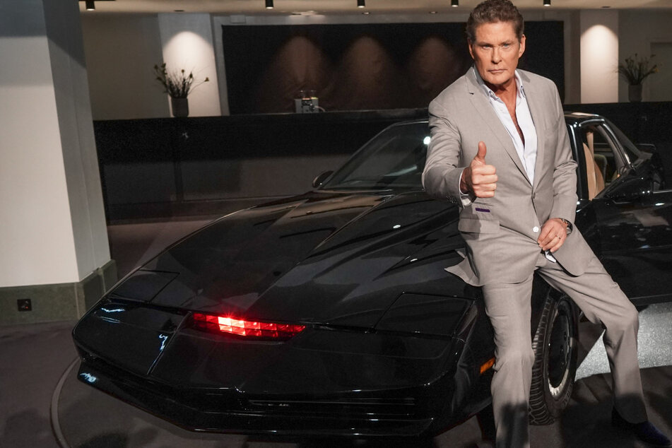 """""""Knight Rider"""": Kultserie mit David Hasselhoff soll verfilmt werden"""