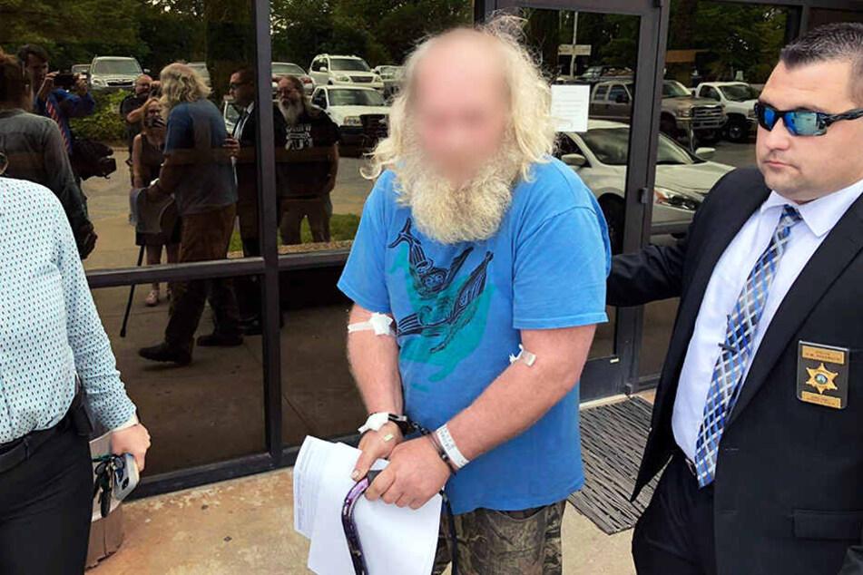 Ermittler haben einen 52 Jahre alten Mann festgenommen, der vor mehr als 30 Jahren den US-Regisseur Barry Crane ermordet haben soll.