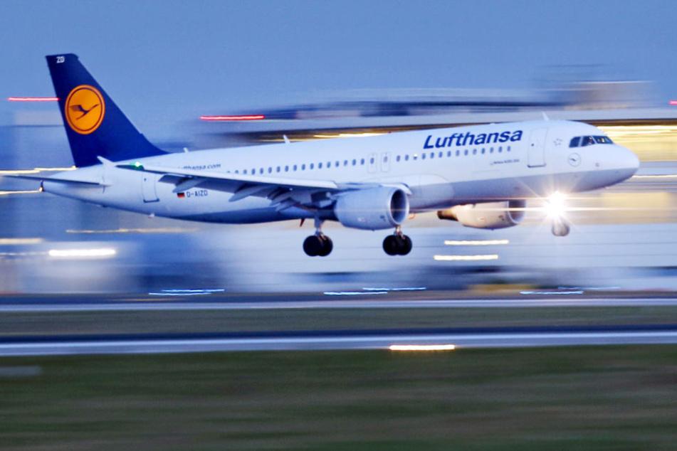 Einmal pro Woche fliegt die Lufthansa Erbil an. (Symbolbild)