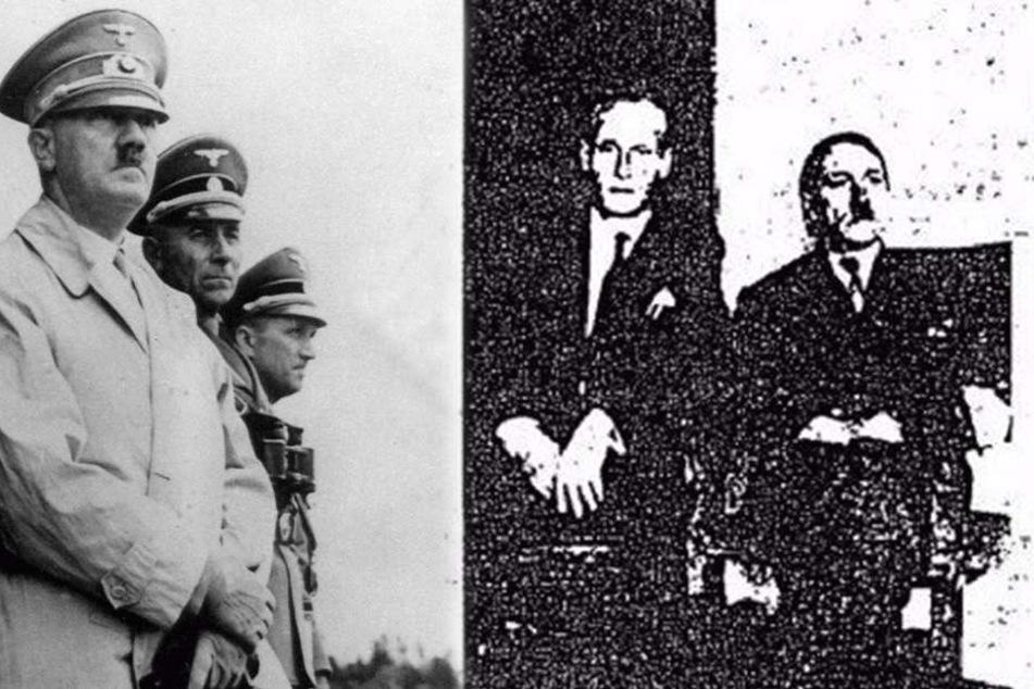 Geheime CIA-Akten freigegeben: Überlebte Hitler den Zweiten Weltkrieg?