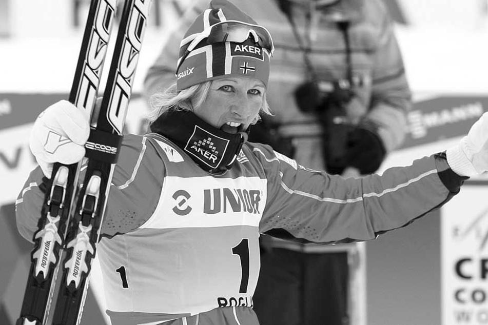 Tragischer Tod einer Olympiasiegerin