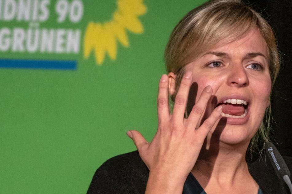 Grünen-Fraktionschefin Katharina Schulze fand in München deutliche Worte.