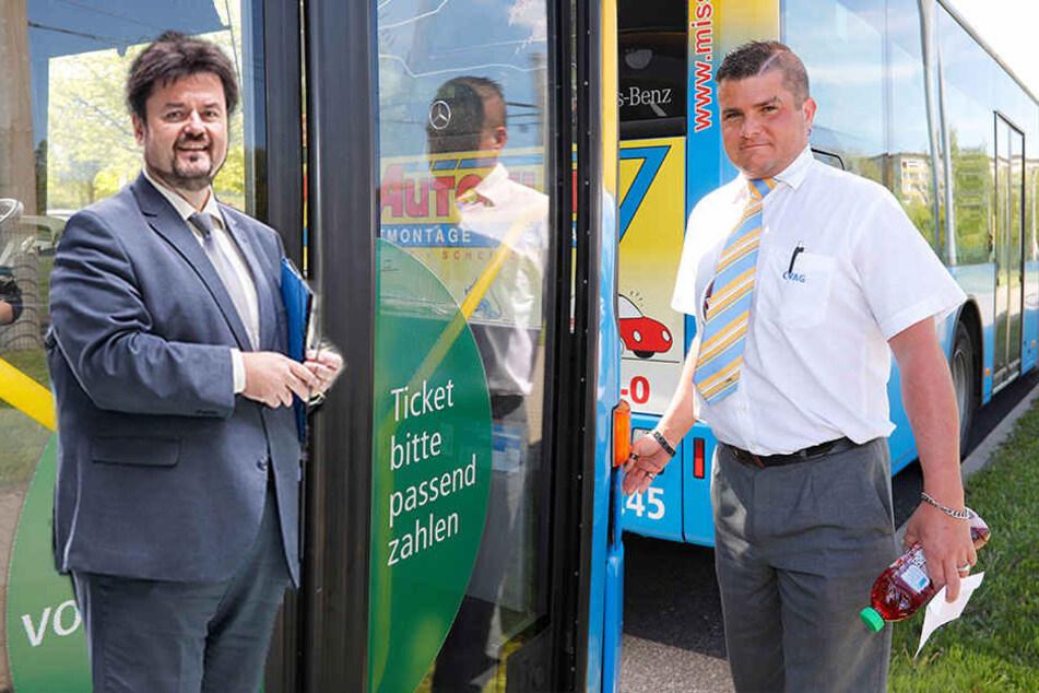 Um die Fahrer zu schützen: CVAG verkauft keine Monatskarten mehr im Bus