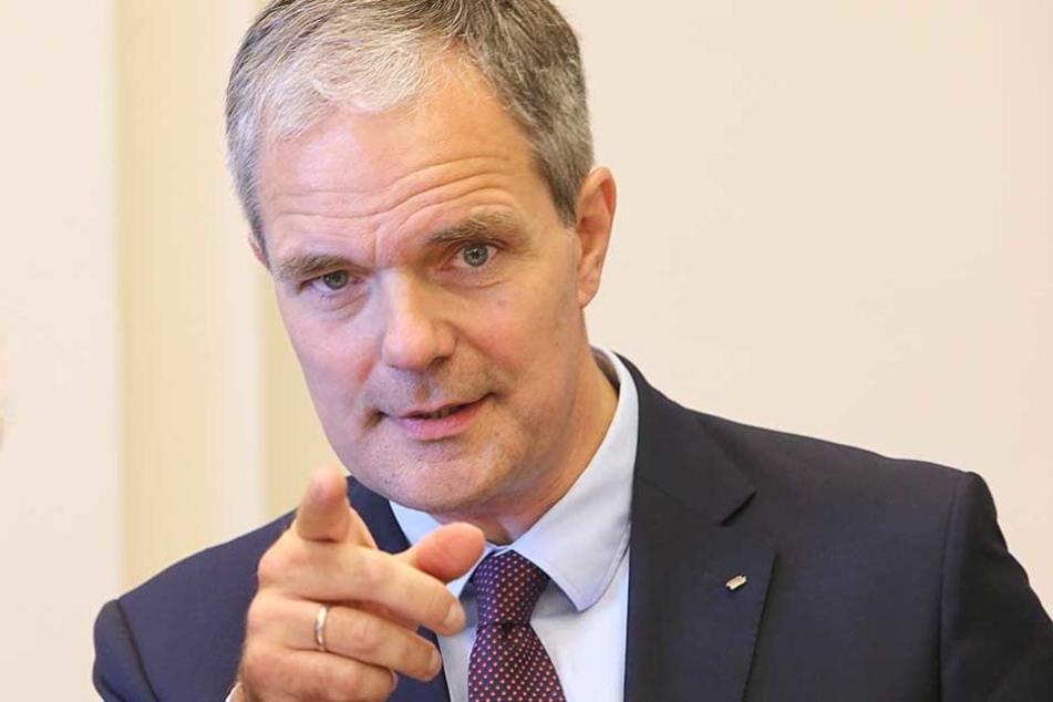 CDU-Innenpolitiker Burkard Dregger.