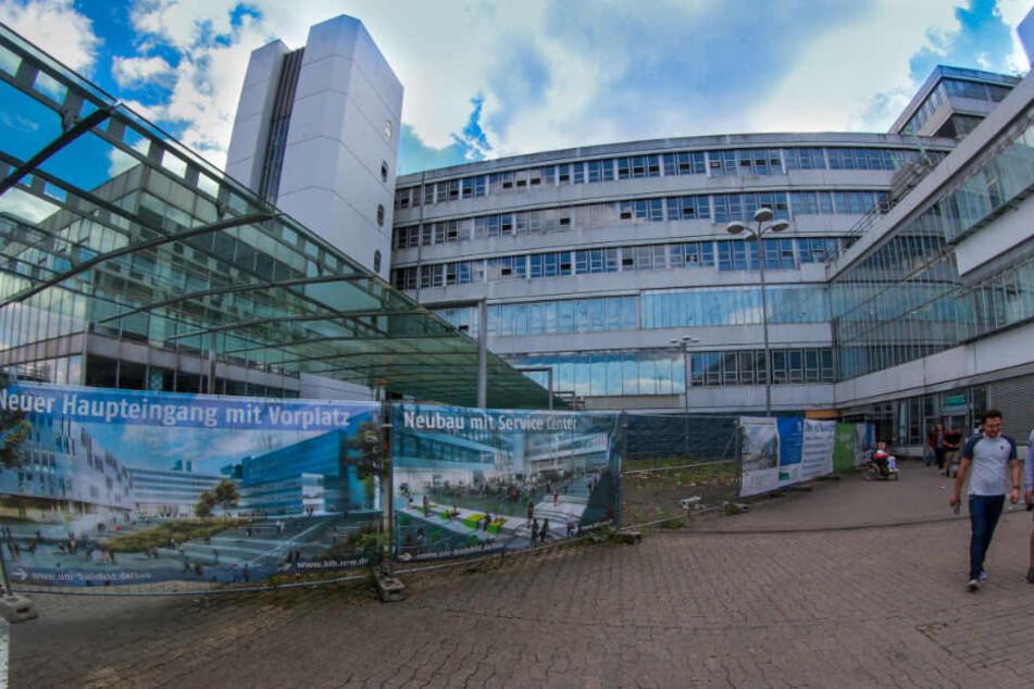 An der Uni Bielefeld fand der Vorfall statt.