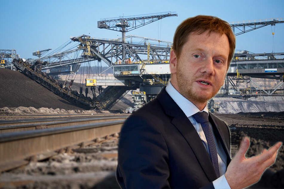 Sachsen-MP Kretschmer macht Druck auf Kohlekommission