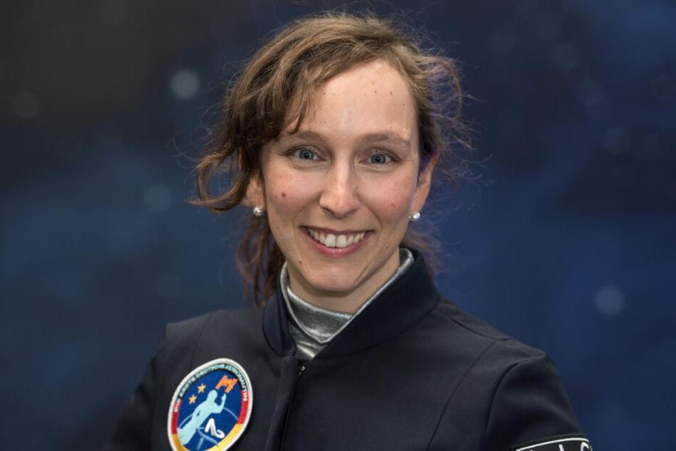 Die Münchner Astrophysikerin Suzanna Randall wurde von der Atrophysikerin zur Astronautin in spe.