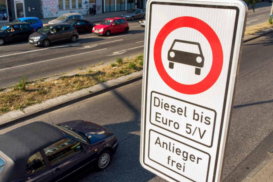 Wegen der drohenden Fahrverbote: Städte fühlen sich alleine gelassen