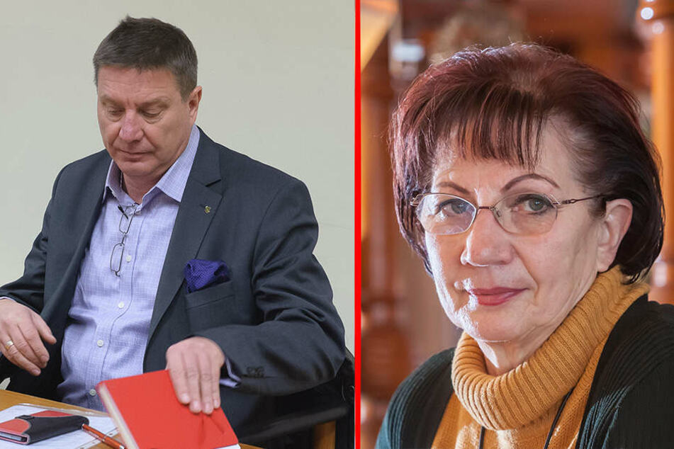 Der SPD-Landtagsabgeordnete Mario Pecher (SPD) prozessierte bereits Anfang 2017 gegen seine Mutter Waltraud.