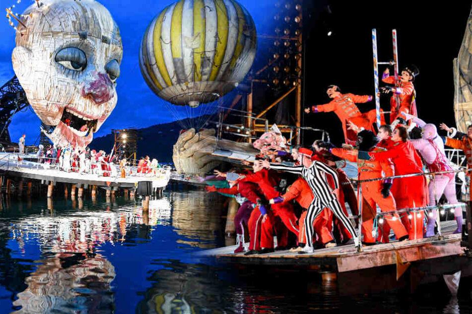 Mit Verdi-Oper: Heute starten die Bregenzer Festspiele